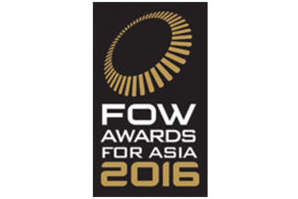 Main fow awards 16